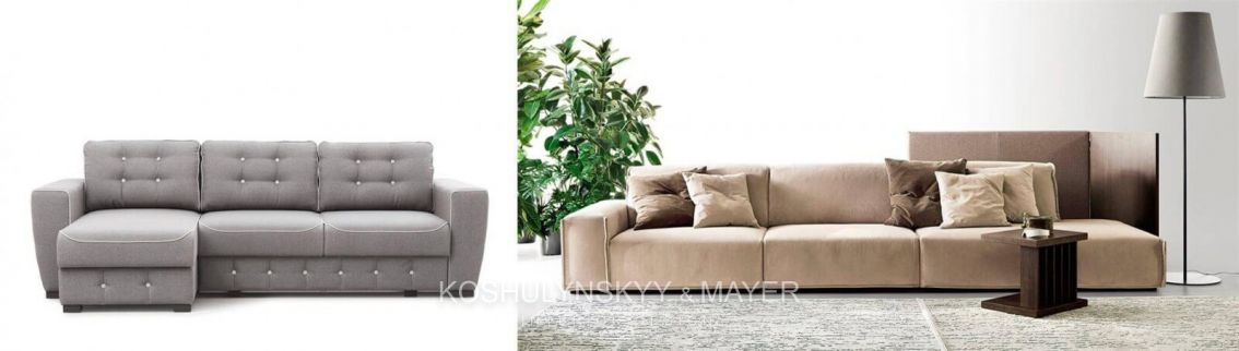 What is the difference between $1000 couch and $8000 one